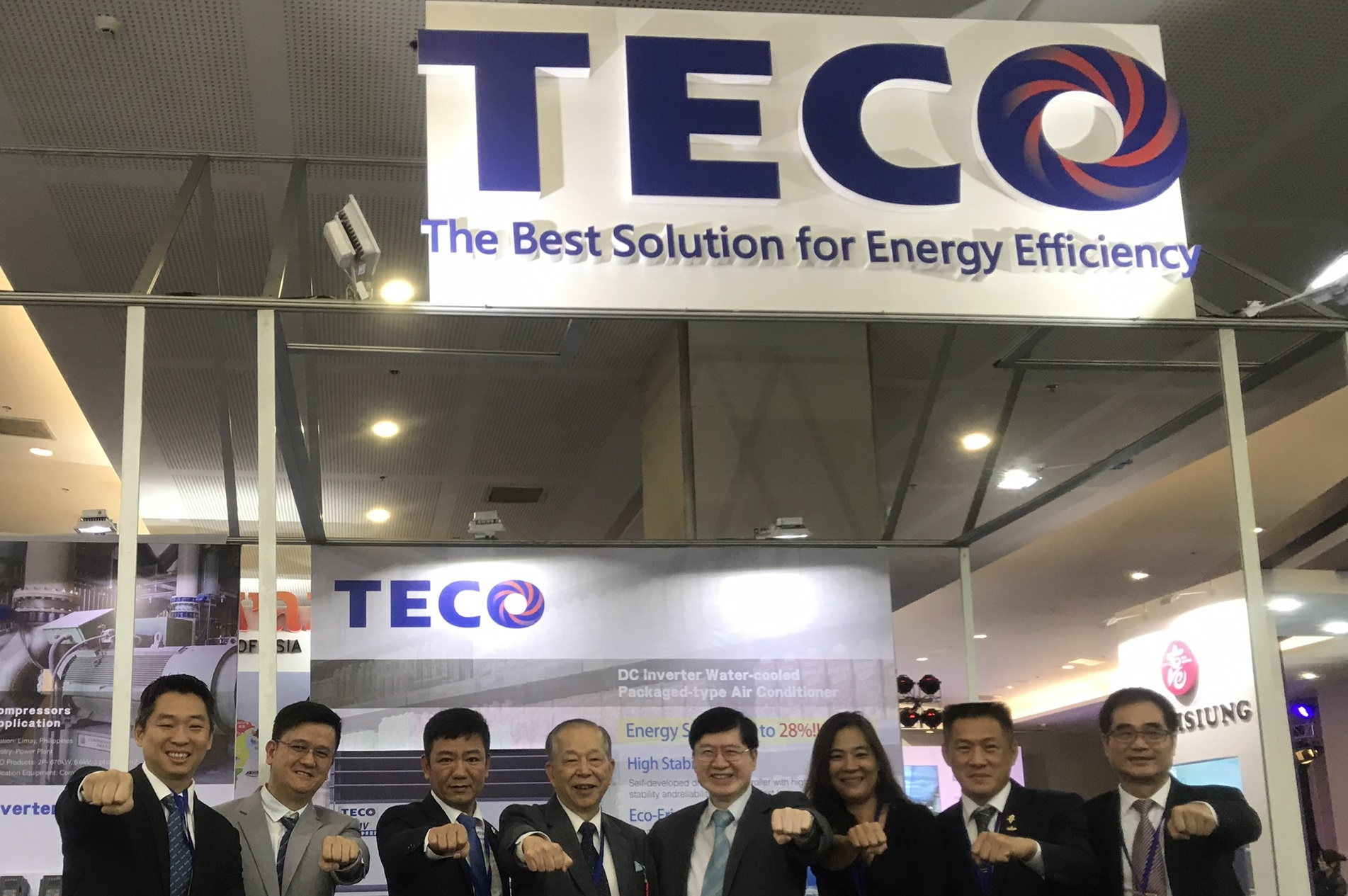 TECO Tapping the Energy Conservation Market of the Philippines