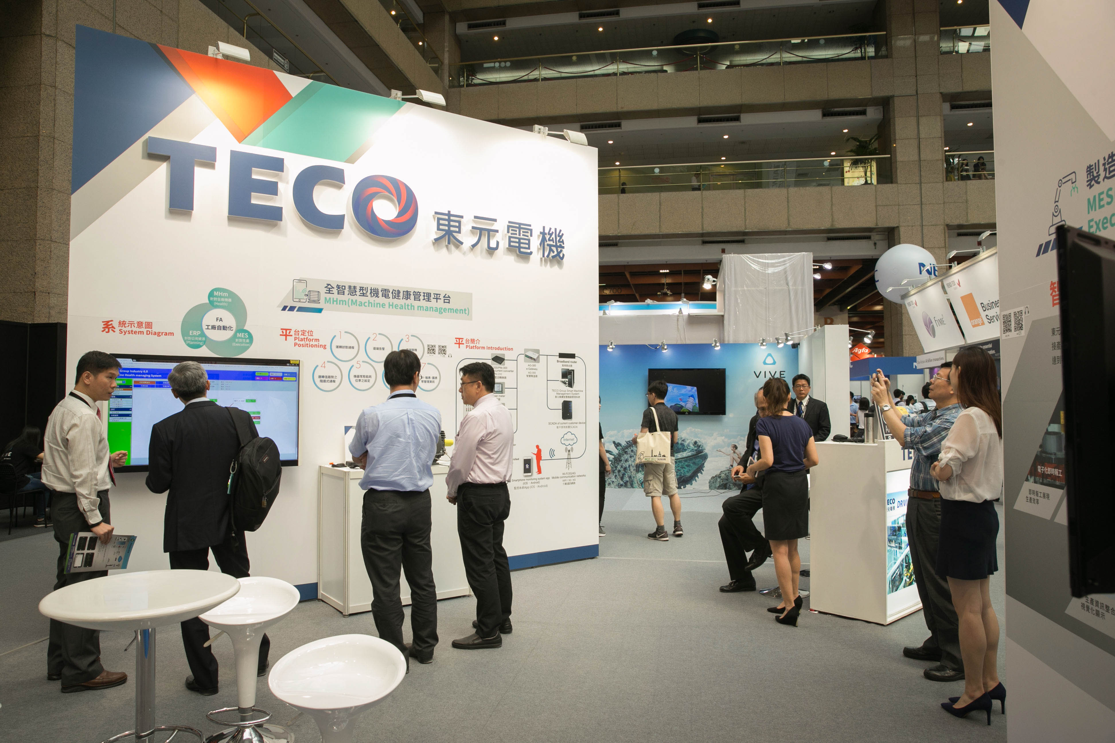 TECO Drives a Smarter Future with Smart Factory Solutions