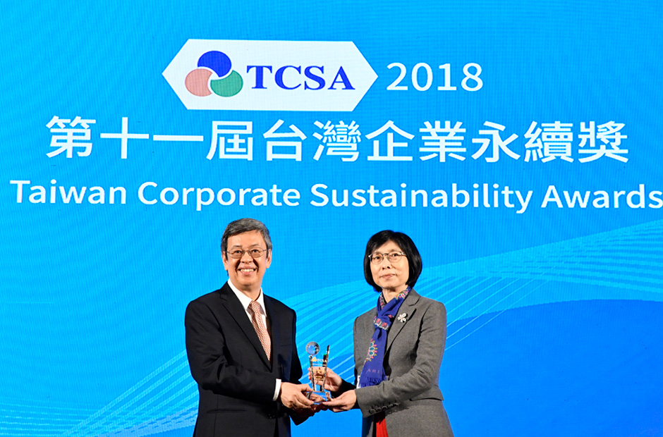 TECO Honored With Four Sustainability Awards