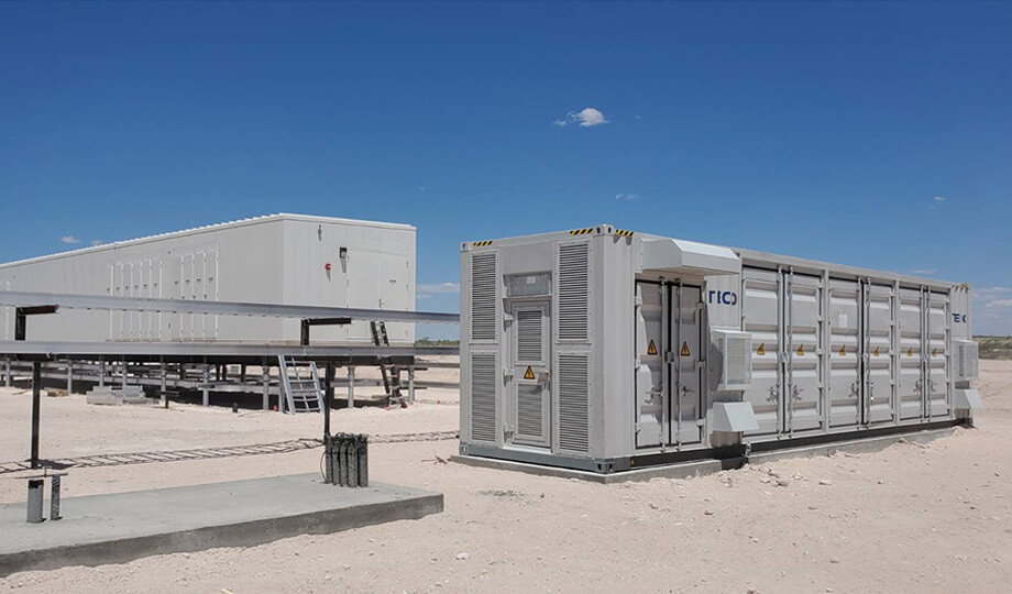 Micro-grid for power plants in the Philippines & New Mexico, the U.S