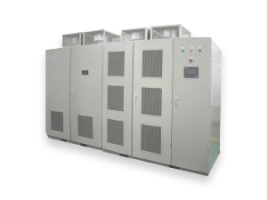 High-voltage motor inverter